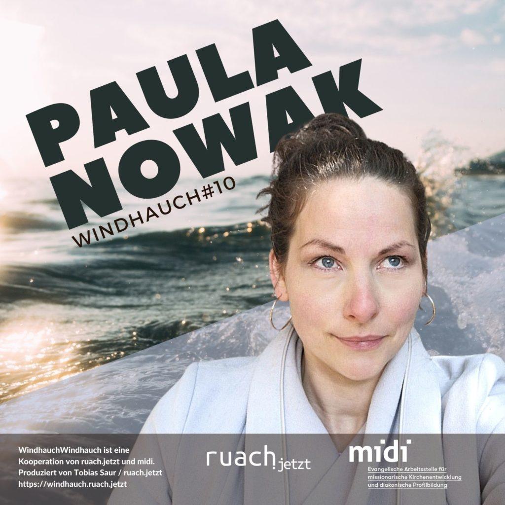 010 Warum was mit Medien in Kirche? mit Paula Nowak (AKD)