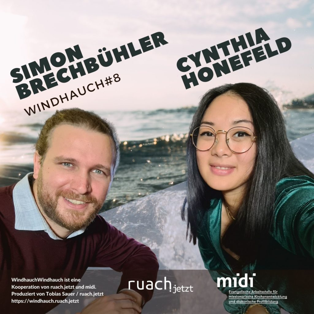 008 Simon Brechbühler (Sozialarbeiter) & Cynthia Honefeld (Sozialarbeiterin)