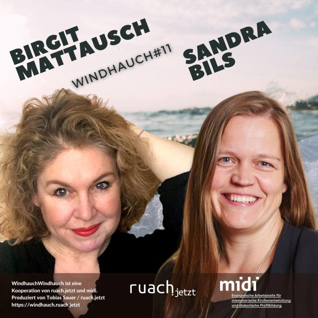 011 Wie verspielt darf Kirche sein? mit Sandra Bils (midi) und Birgit Mattausch (Michaeliskloster)