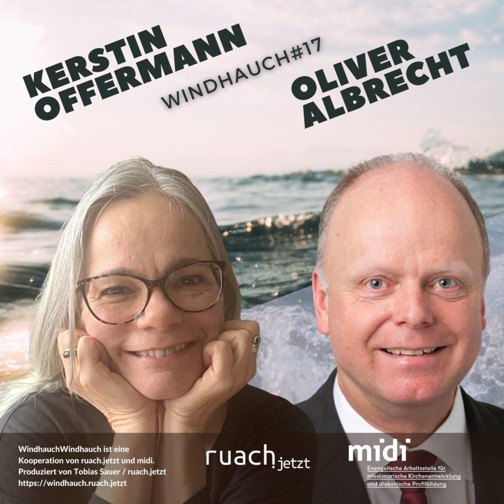 017 Wofür braucht es die Bibel? mit Kerstin Offermann (midi) und Oliver Albrecht (EKHN)