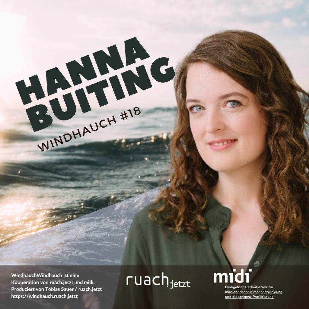 018 Wer gestaltet Kirche? mit Hanna Buiting (schreibenistgold)